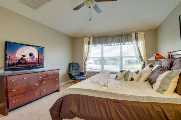Relax in this comfortable suite