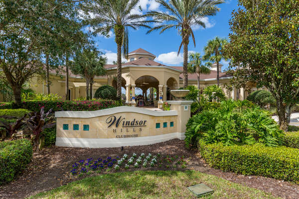 Welcome to your magical vacation at Windsor Hills
