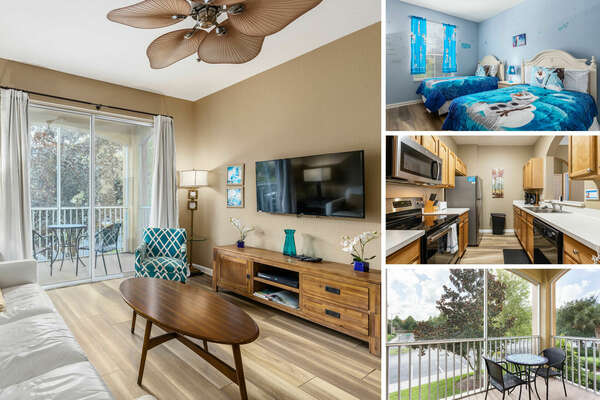 Welcome to Comrow Hideout, a 2 bedroom condo with a kids bedroom & upgraded kitchen