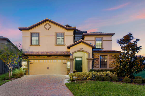Oasis Retreat is perfect for your next Orlando vacation
