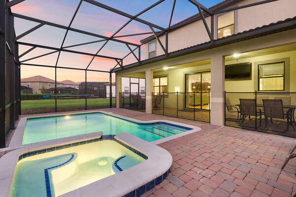 Enjoy all of the amazing amenities this property has to offer
