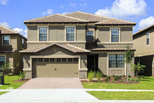 Family Retreat is the perfect 6 bedroom vacation rental home for your Orlando vacation!