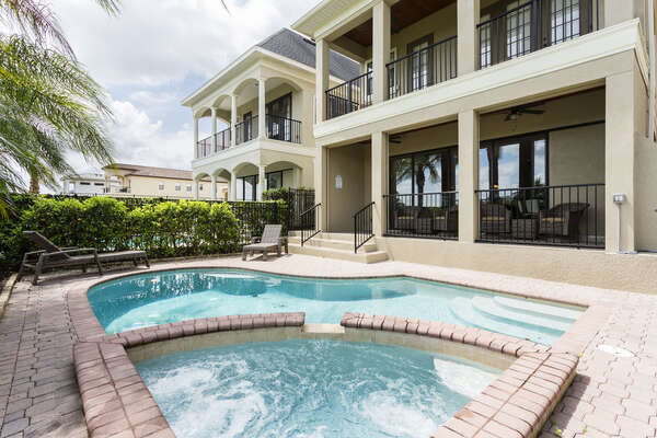 Your luxury vacation home awaits