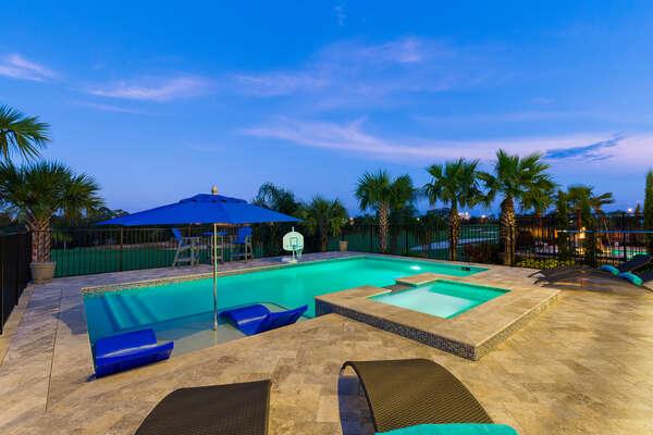 Golden Bear Retreat is your next luxury villa