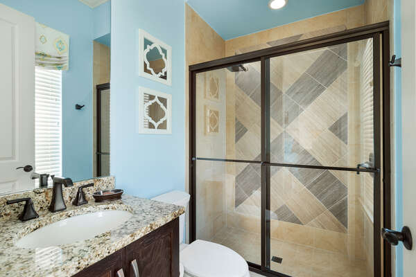Master suite 5 bathroom