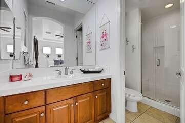 Casita bathroom.  Bathroom 3, Full bath