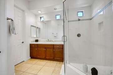 Bathroom 3. Full bath