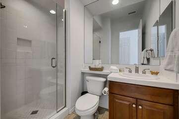 Bathroom 4.  Full bath