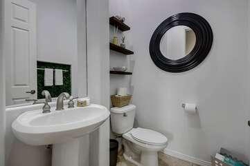 Bathroom 5. Half Bath