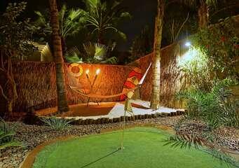 Nice Tropical California hangout spot for a hammock.