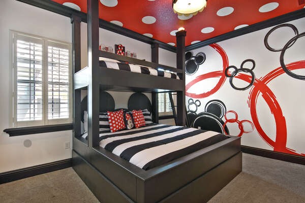 This awesome room is perfect for kids to relax