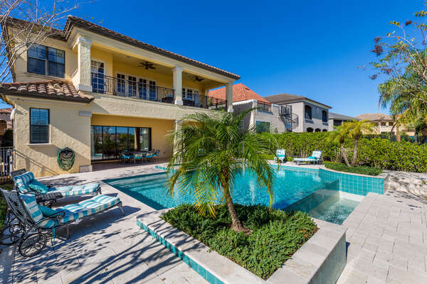 Soak up the Florida sun during your vacation
