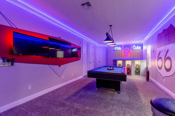 The whole family will want to play together in the loft