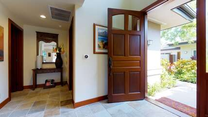 Entry of our Waikoloa Short Term Rental