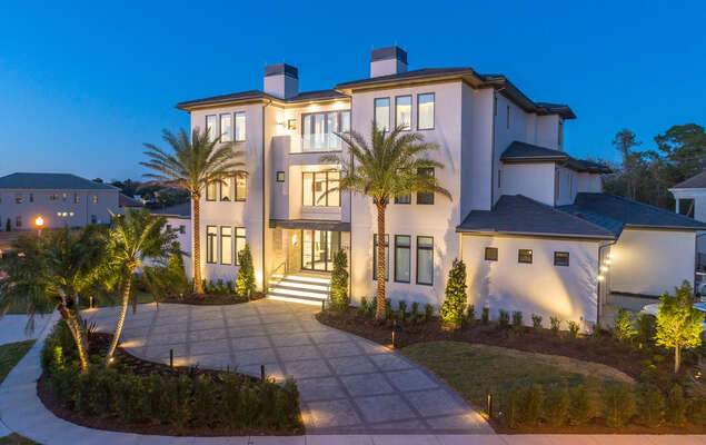 An unparalleled private location with an intimate setting