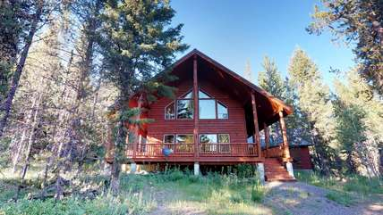 Beaver Springs Lodge located in Island Park, Idaho