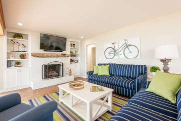 Lakefront Living Room