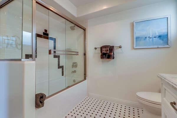 Full Bath is Tub - Second Floor
