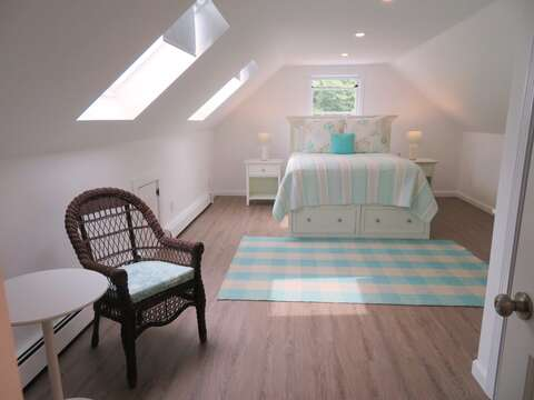 Bedroom 4 has a Queen bed. 2nd floor - 162 Owl Pond Brewster Cape Cod - New England Vacation Rentals