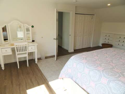 Another view of Bedroom 3 - 162 Owl Pond Brewster Cape Cod - New England Vacation Rentals
