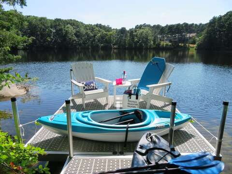 Welcome to Nirvana! Sit back, relax, and enjoy this most peaceful place - 162 Owl Pond Brewster Cape Cod - New England Vacation Rentals
