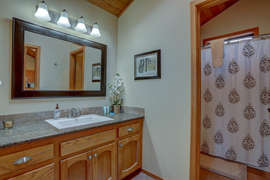 Bathroom - upstairs - gorgeous and updated