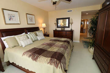 Wonderful master bedroom