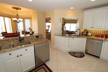 Beautifully remodeled Kitchen