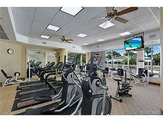 Start your day off right with a trip to the fitness center