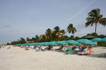 Private Beach pass included with the amenities