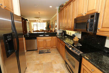 Fantastic stainless steal appliances