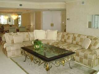 Enormous and comfortable sectional sofa