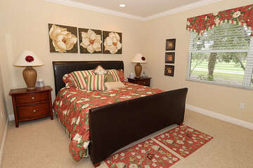 Lovely master suite