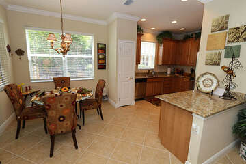 Fabulous kitchen/dining space