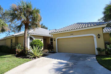 Single family home in the luxury gated community of Pelican Landing