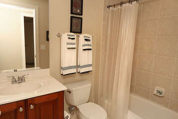 Additional guest bathroom