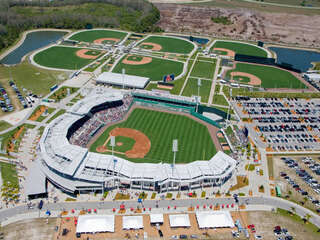 Catch a game at the Minnesotta Twins Spring Training /Century Link Park in Fort Myers