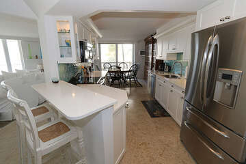 Fantastic upgraded kitchen