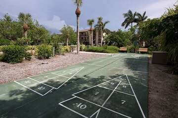 How about a game of Shuffleboard!