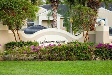Summerwind at Gateway Community Entrance