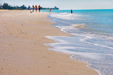 Sanibel beaches are voted the best!