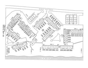 Sundial West site map