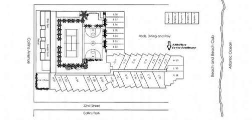 The Residences Site Plan