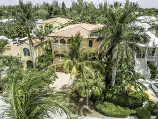 Aerial view of this gorgeous home