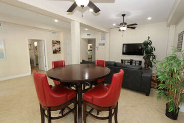 Downstairs Dining