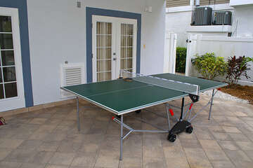 Ping Pong fun for all!