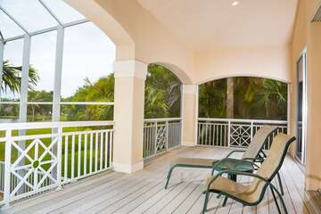 Sit out on the back deck and enjoy the peace and quiet this home offers.