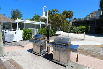 BBQ grill for those much desired family cookouts