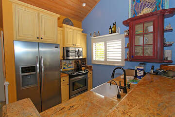Turnkey kitchen with all the necessary items!