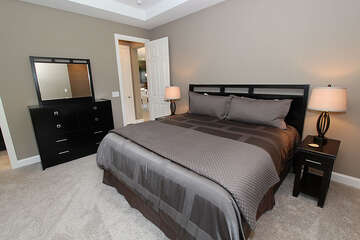 Master Bedroom downstaris